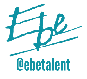 EBE Talent Logo