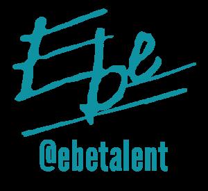 EBE Talent Logo
